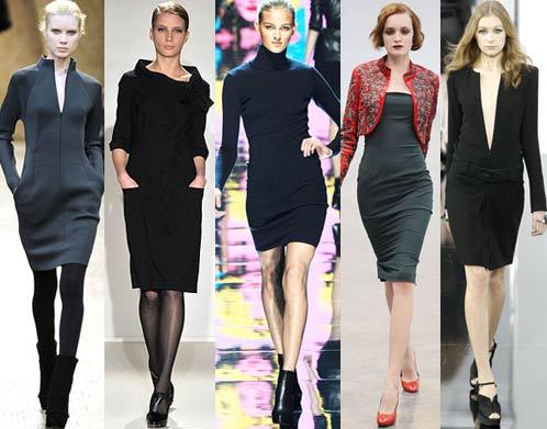 Платья осень-зима 2015-2016