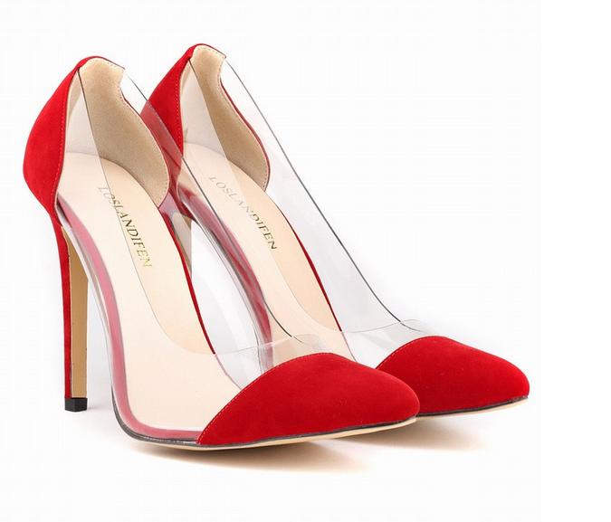 Туфли с высоким каблуком для женщин - 5