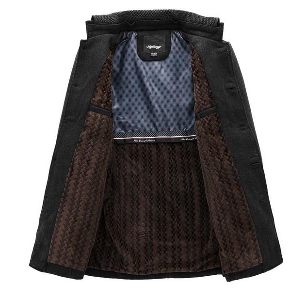 Утолщённая куртка, зимний бренд  - 2