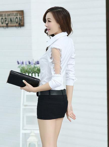 Джинсовая юбка, короткая юбка - 6