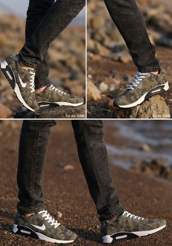 Кроссовки с воздушной подошвой для мужчин  - 6