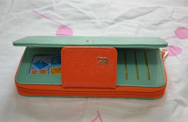Новый качественный кошелёк для женщин   - 4