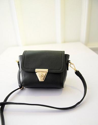 Маленькая сумка посыльного сумка через плечо для женщин - 1