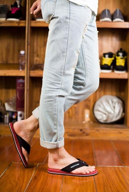 Новые свободные сандалии для мужчин  - 3
