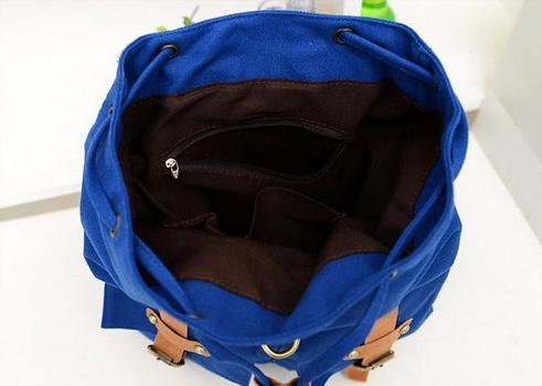 Новый свободный рюкзак для мужчин - 3