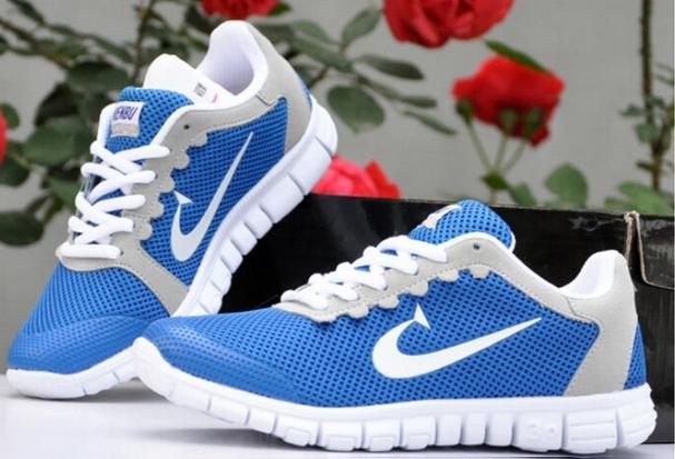 Спортивные дышащие кроссовки для женщин  - 4