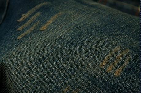 Модные тонкие джинсы карандаш для мужчин - 2