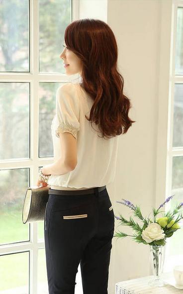 Офисные брюки для женщин - 10
