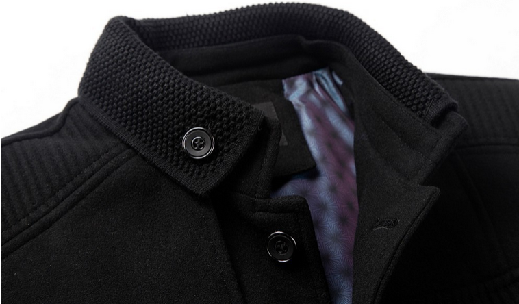 Утолщённая куртка, зимний бренд  - 3