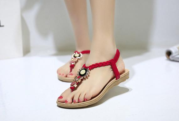 Новые стильные сандали для женщин - 6