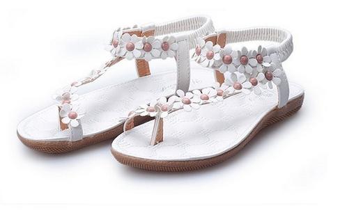 Новые открытые сандалии для женщин  - 6