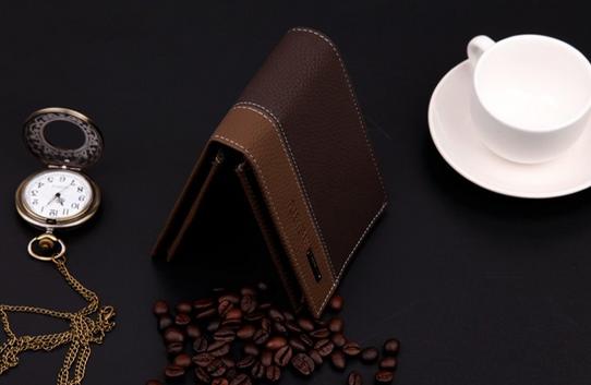 Мужской короткий кошелёк для мужчин - 4