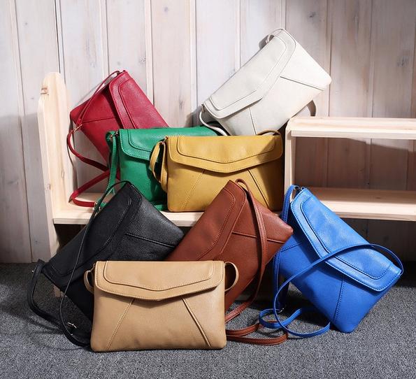 Старинная мода сумка через плечо для женщин  - 1