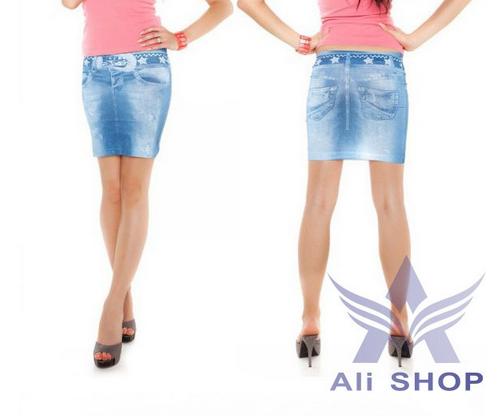 Saia Femininas джинсовые юбки для женщин - 2