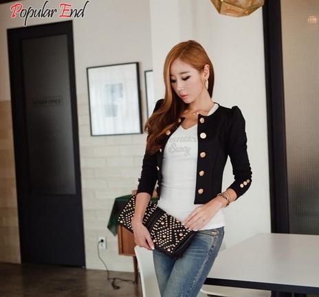 Женская свободная куртка   - 4