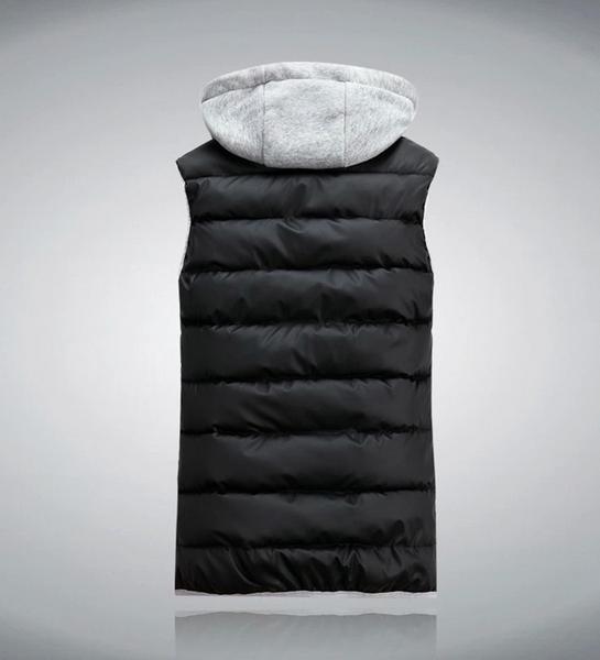 Зимний жилет для мужчины  - 1