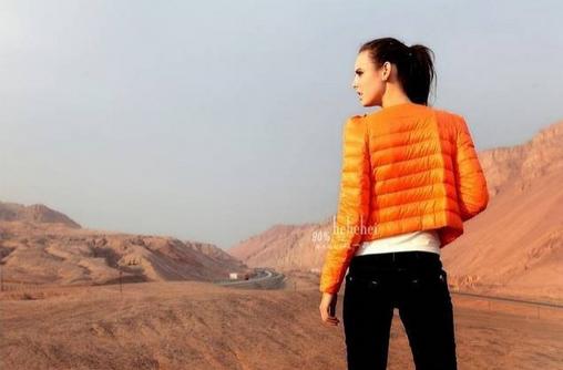 Куртка модная шинель для женщин  - 9