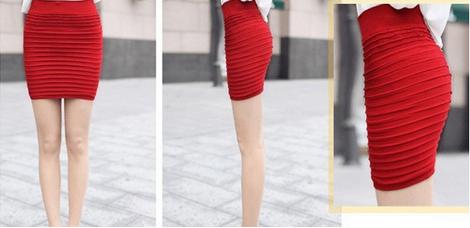 Высокая талия,  короткие юбки  - 1
