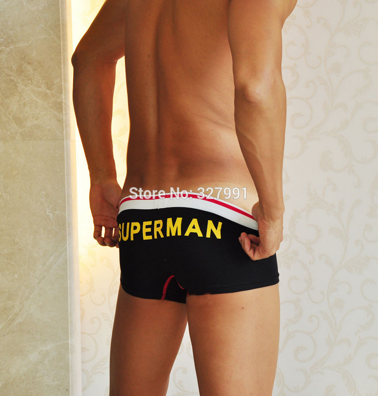 Сексуальные трусы супермена  - 4