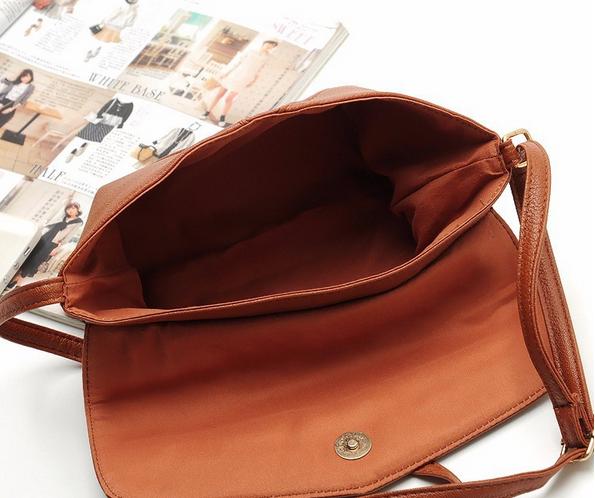Старинная мода сумка через плечо для женщин  - 4