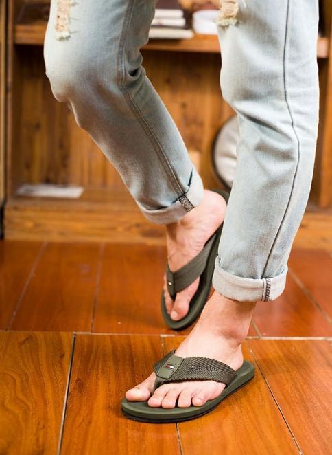 Новые свободные сандалии для мужчин  - 4
