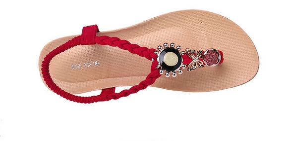 Новые стильные сандали для женщин - 1