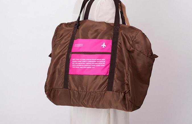 Модная дорожная сумка с большой емкостью для мужчин   - 1