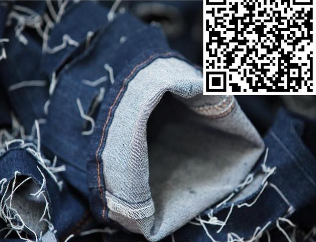 Узкие стильные джинсы для мужчин - 2