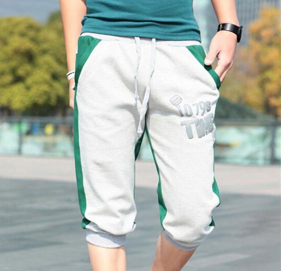 Простые удобные шорты для мужчин  - 6