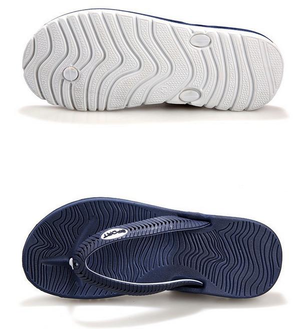 Стильные пляжные сандалии для мужчин  - 2