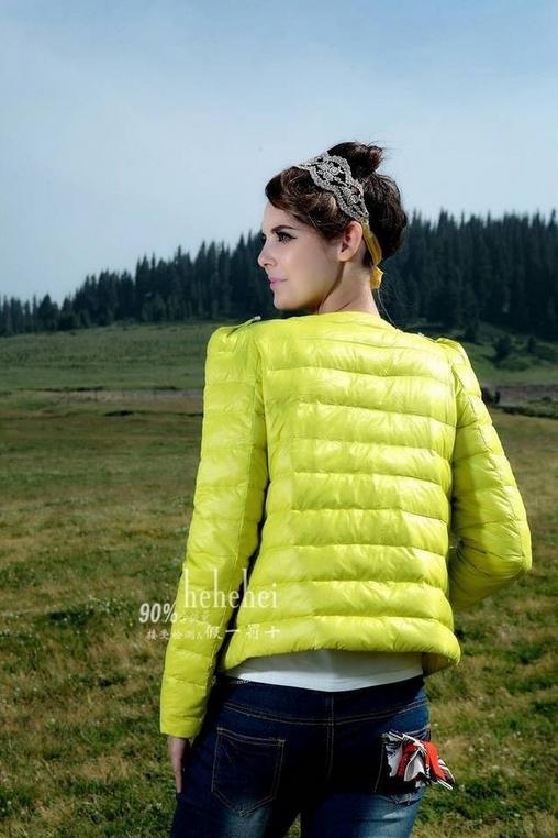 Куртка модная шинель для женщин  - 7