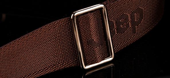 Модная брендовая сумка через плечо для мужчин  - 10