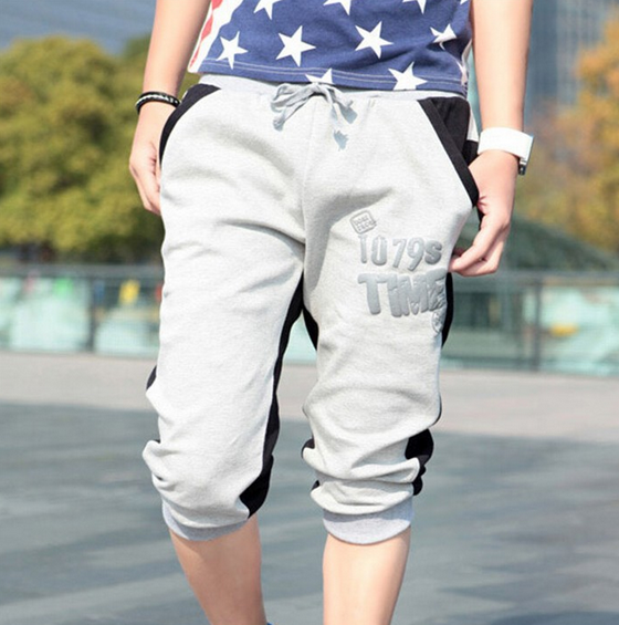 Простые удобные шорты для мужчин  - 9