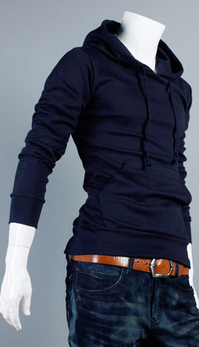 Спортивная толстовка пуловер для мужчин  - 2