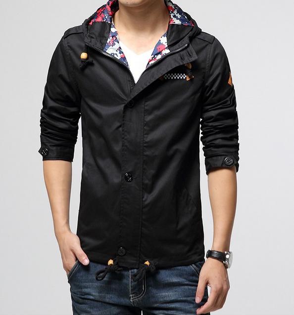Новая коллекция модных курток для мужчин  - 3