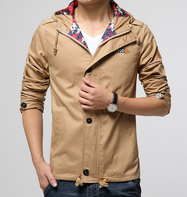 Новая коллекция модных курток для мужчин  - 12