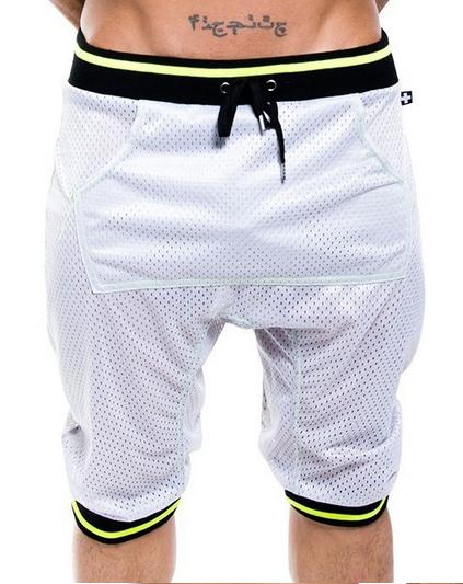 Эластичные шорты для мужчин  - 3