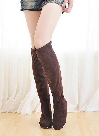 Новые модные сапоги для женщин - 7