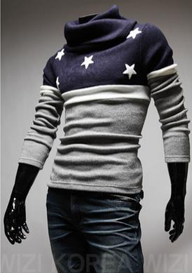 Новый мужской брендовый свитер для мужчин  - 1