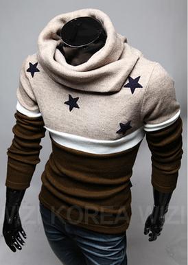 Новый мужской брендовый свитер для мужчин  - 6