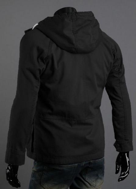 Мужская куртка, мужская мода - 1