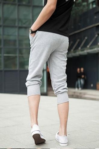 Модные пляжные шорты для мужчин  - 3