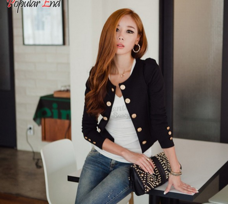 Женская свободная куртка   - 3