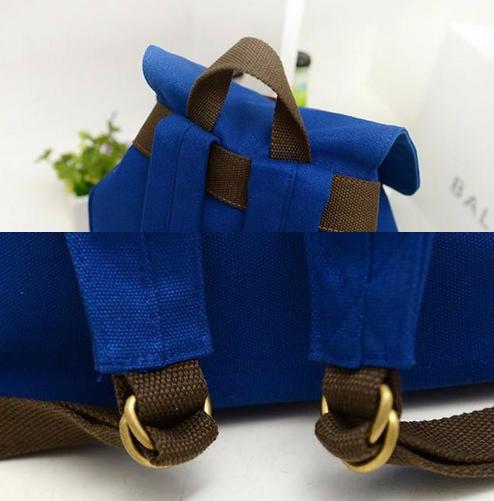 Новый свободный рюкзак для мужчин - 1