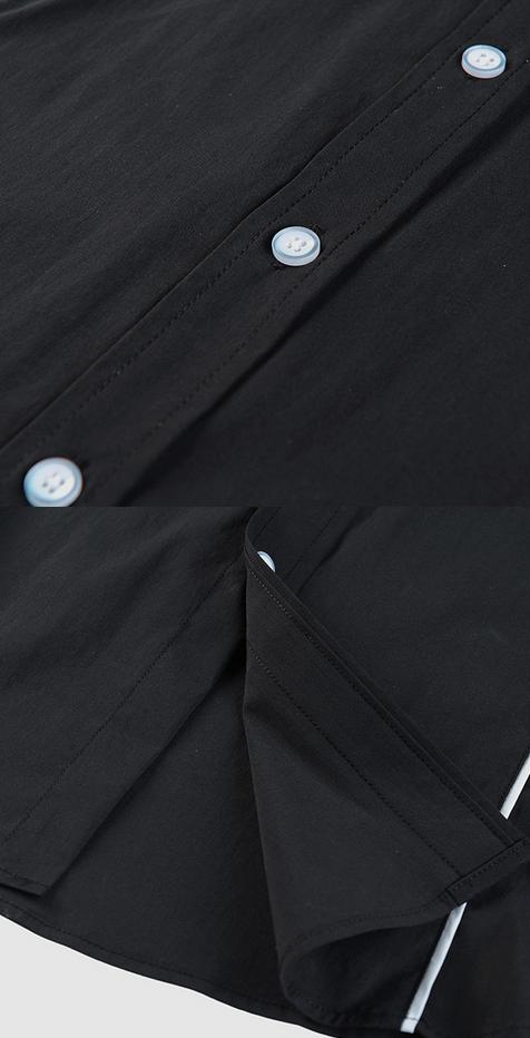 Тонкая стильная рубашка для мужчин  - 6