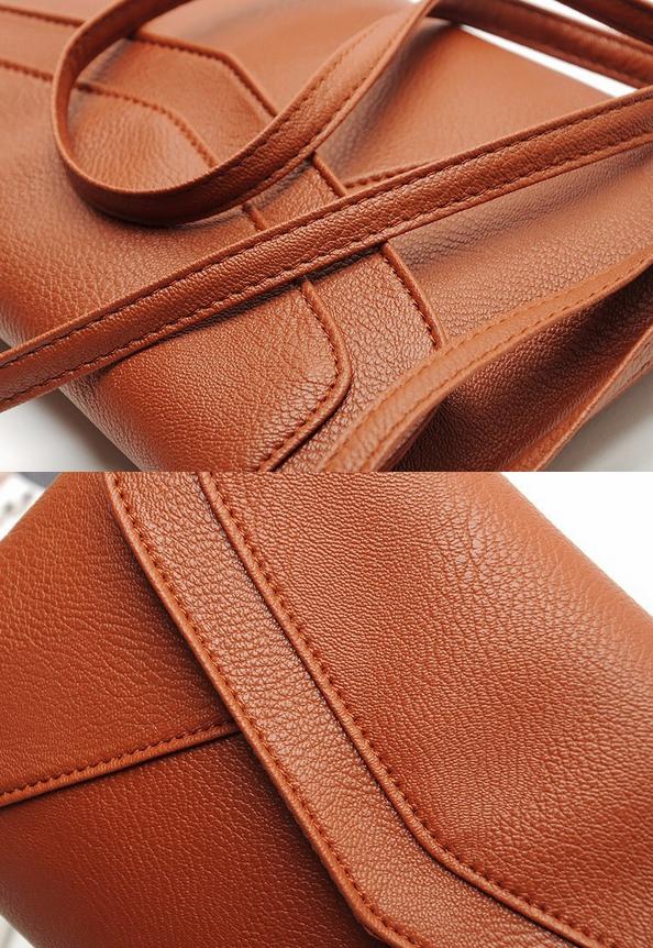 Старинная мода сумка через плечо для женщин  - 2