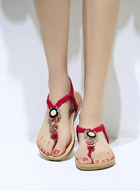 Новые стильные сандали для женщин - 8