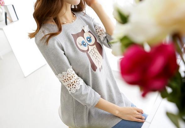 Модная футболка для стильных женщин  - 5