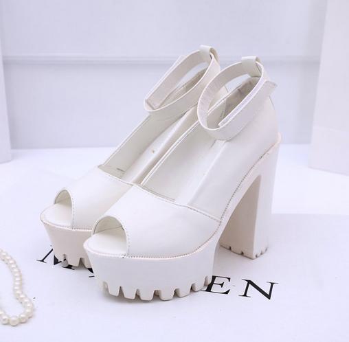 Новые стильные сексуальные туфли для женщин - 1