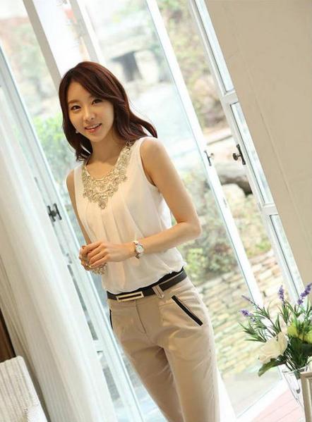 Офисные брюки для женщин - 6
